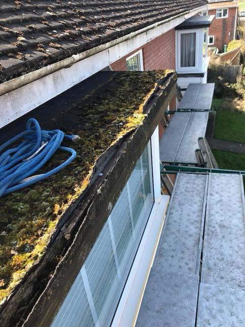 Flat Roofing Gravesend Fascia Plastics